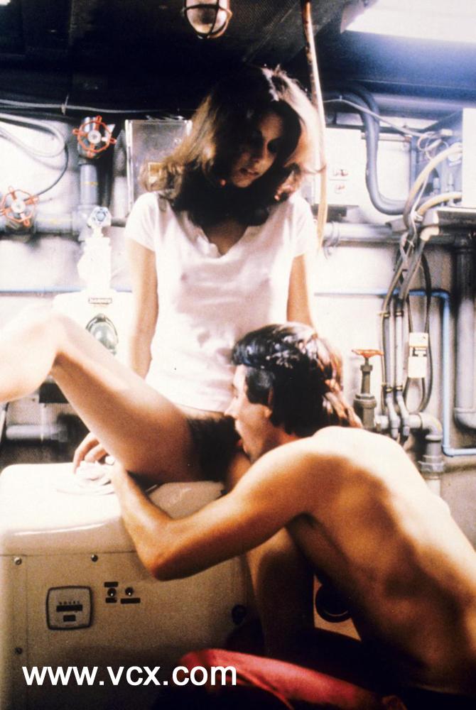 Vintage Porn Movie Sex Boat